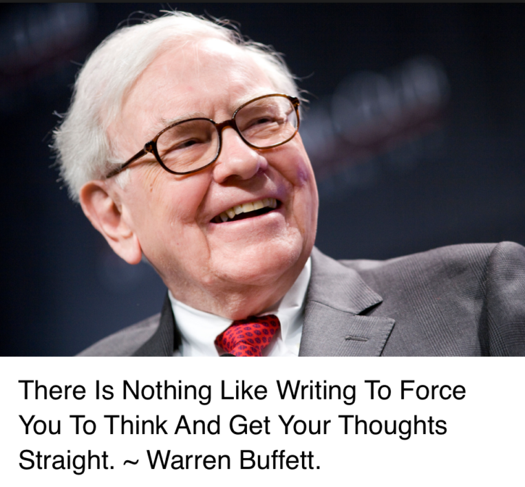 Boost Your Brain Power - Warren Buffet